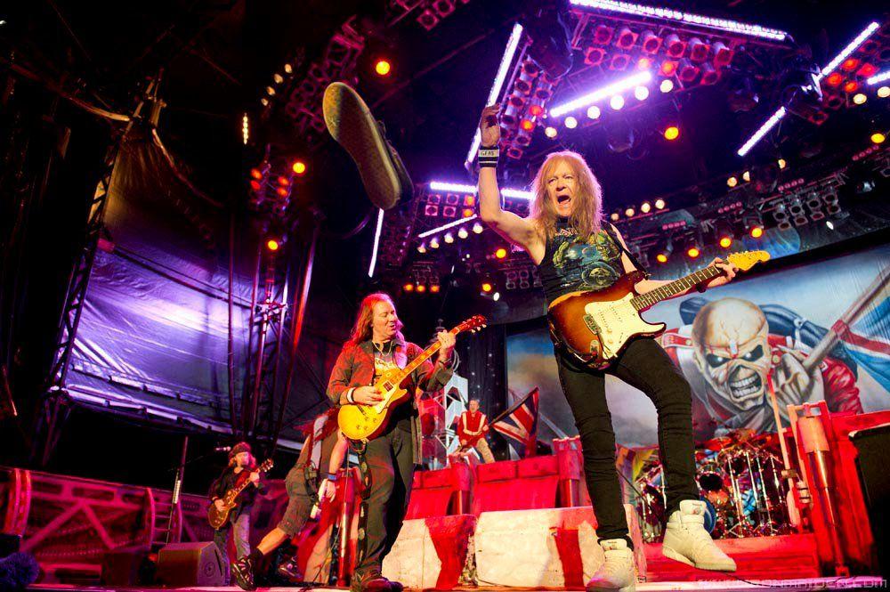 """Pubg Wallpaper Vivo: Iron Maiden Estrena Nuevo Video En Vivo De """"Wasted Years"""