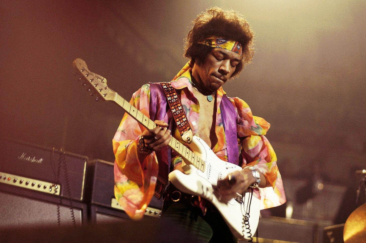 Jimi Hendrix | Garaje del Rock