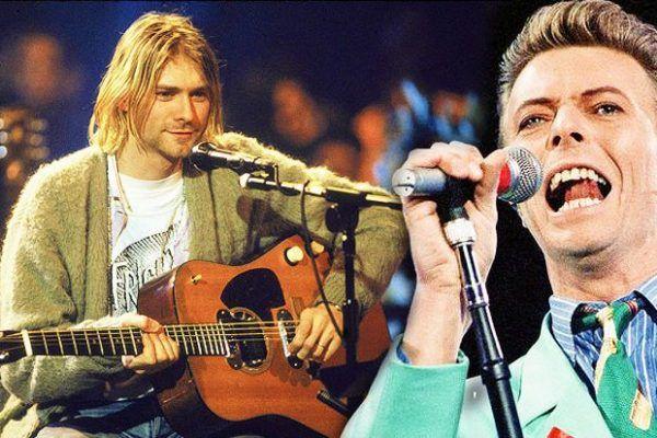 """""""The Man Who Sold The World"""": El tema que compuso David Bowie, pero """"pertenece"""" a Nirvana"""