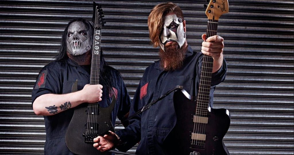 Slipknot: Mick Thomson y Jim Root son elegidos el mejor dúo de ...