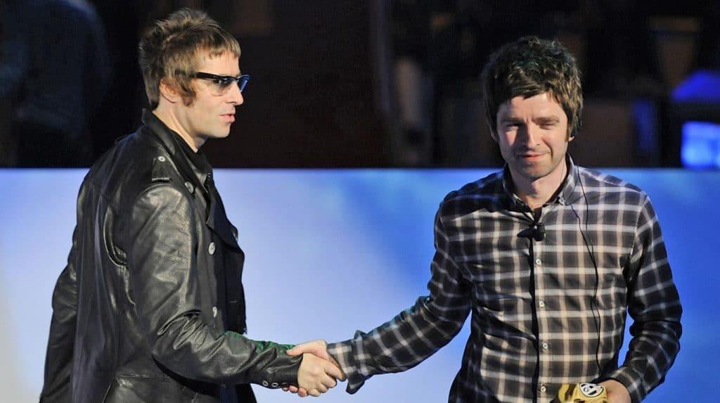 Liam Gallagher reveló una particular súplica de su hermano
