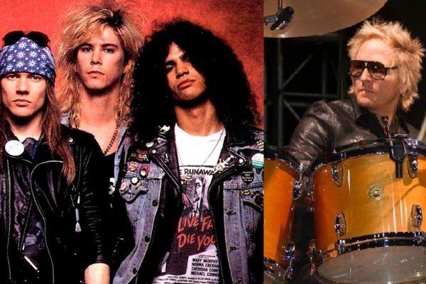 Matt Sorum escribe sobre Guns N' Roses