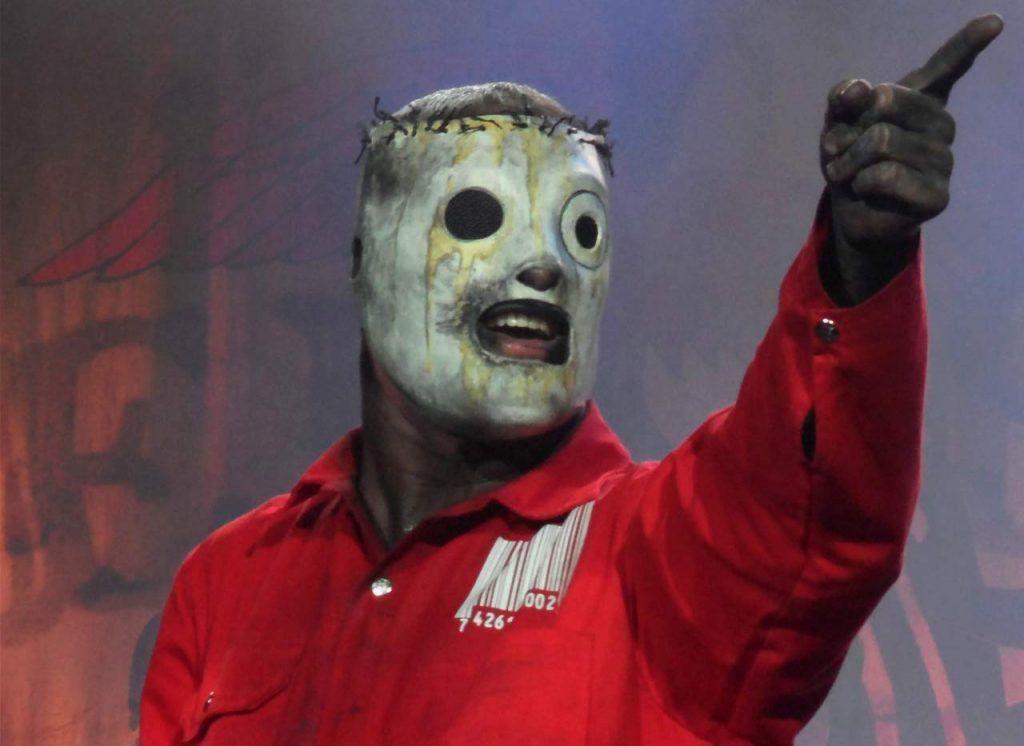 Corey Taylor de Slipknot comparte 2 tracks nuevos en solitario