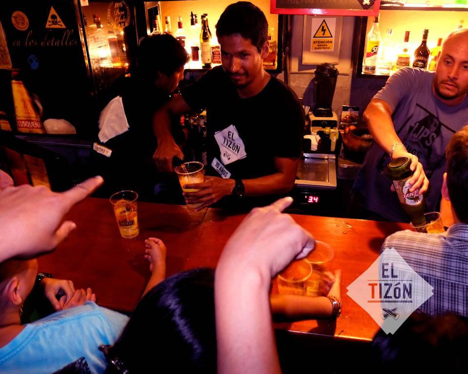 El Tizón   Bar Barranco   DiversionenLima.com