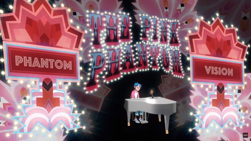 Gorillaz ft Elton John