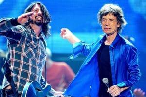 Mick Jagger y Dave Grohl lanza nuevo tema: Eazy Sleazy