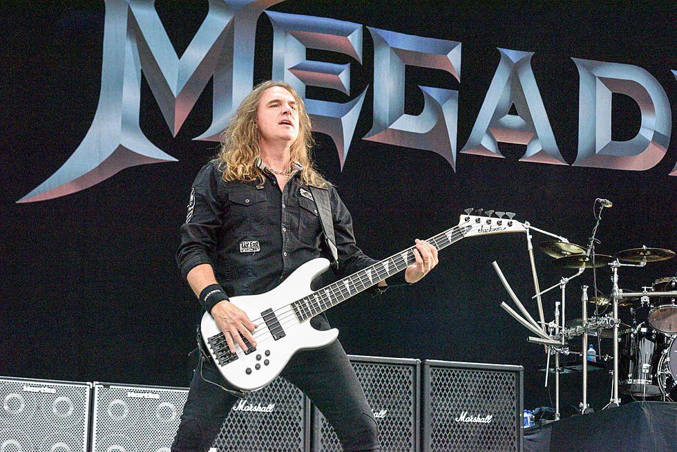 Megadeth-david-ellefson