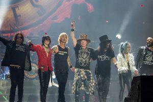 """Guns N' Roses estrena nueva canción """"Hard Skool"""""""