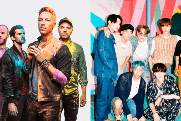 Coldplay y BTS - My Universe