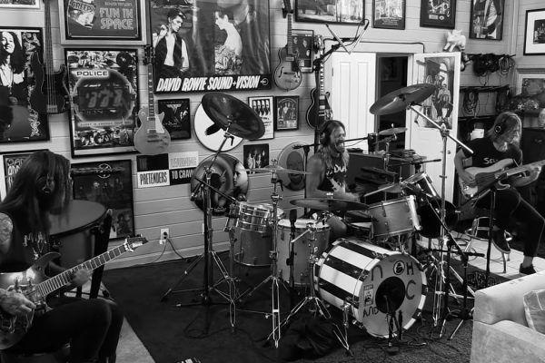 Dave Navarro, Taylor Hawkins y Chris Chaney forman una nueva banda: NHC