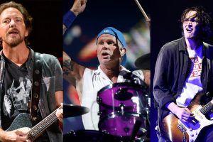 Eddie Vedder, Chad Smith y Josh Klinghoffer forman nueva banda