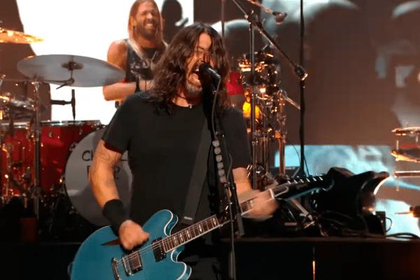 Foo Fighters en MTV VMA 2021