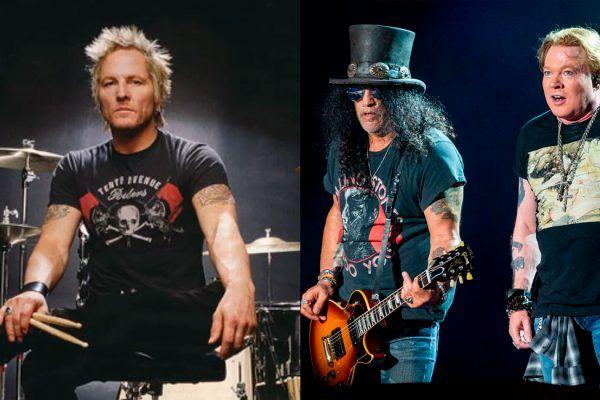 Matt Sorum revela porqué no lo invitaron a la reunión de Guns N Roses