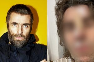 Liam Gallagher cae de helicóptero