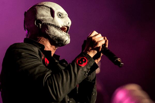 Slipknot: Concierto más nueva máscara de Corey Taylor
