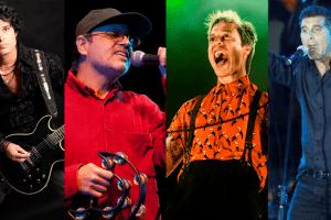 las 10 canciones más escuchadas del rock peruano en spotify