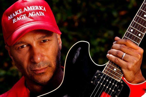 "Tom Morello cuenta que un ""famoso guitarrista"" se decepcionó al enterarse que era negro"