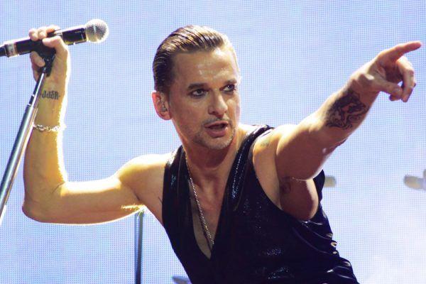 Dave Gahan, de Depeche Mode, confirma nuevo álbum