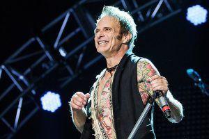David Lee Roth se retira de la música