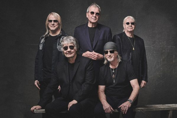 Deep Purple confirma nuevo álbum