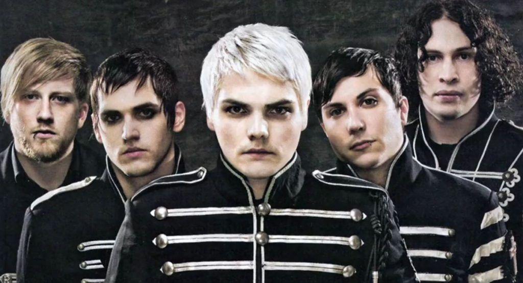 """Gerard Way recuerda cuando escribió """"Welcome To The Black Parade"""""""