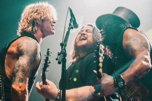 Guns N' Roses y Wolfgang Van Halen