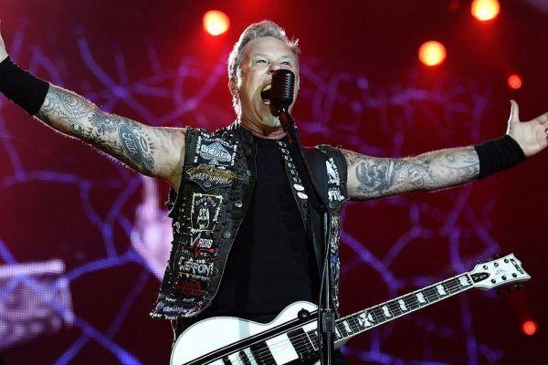 James Hetfield, de Metallica, revela que intento reclutar un líder diferente para la banda