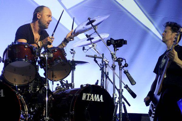 Lars Ulrich de Metallica habla de Jason Newsted