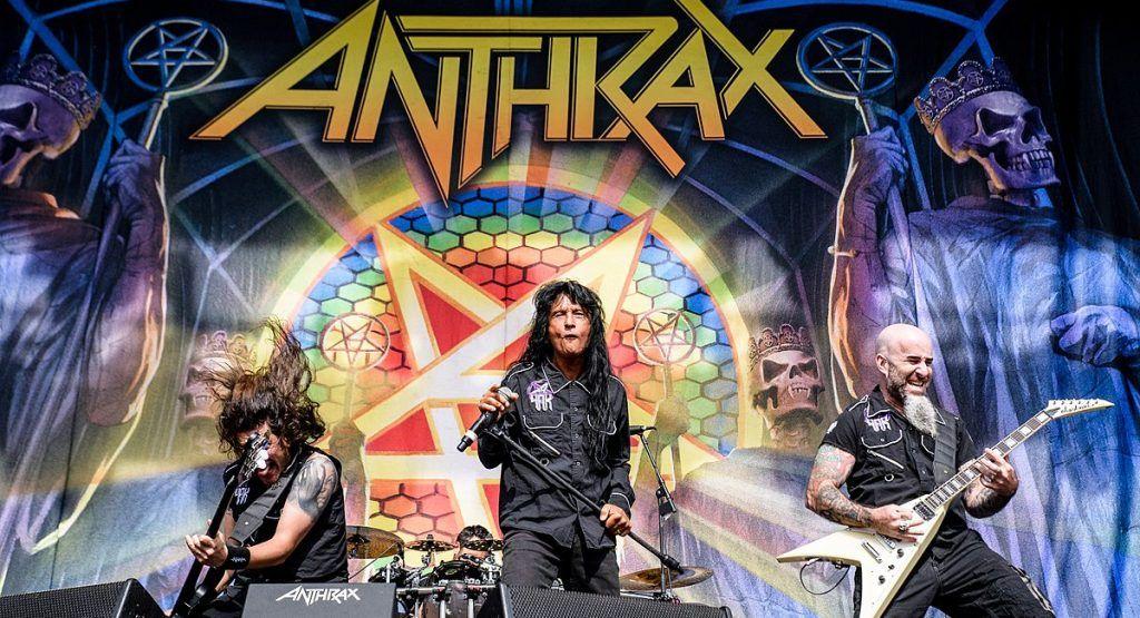 Joey Belladonna reflexiona sobre la posible inclusión de Anthrax al Salón de la Fama del Rock