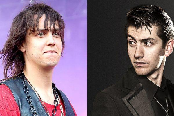 Julian Casablancas admite que siempre quiso estar en Arctic Monkeys