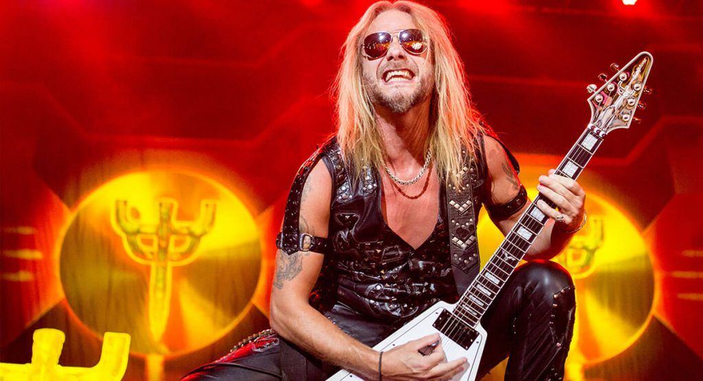 Richie Faulkner (Judas Priest) confirma que sufrió un aneurisma aórtico | Garaje del Rock