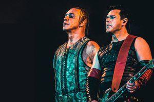 "Till Linderman y Richard Kruspe, de Rammstein, publican el cover ""Always on my Mind"""
